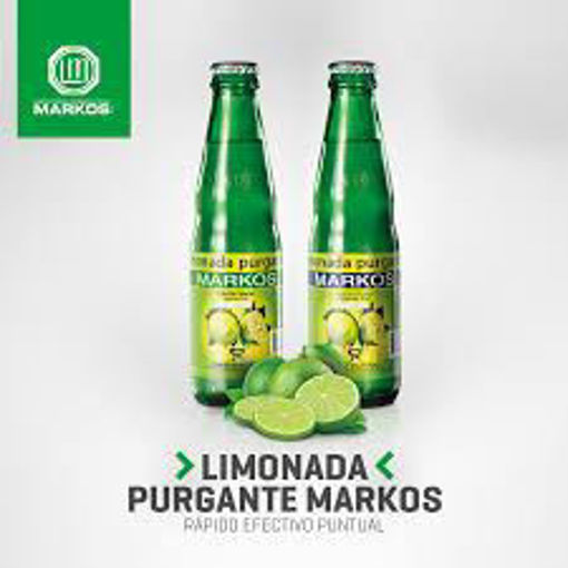 LIMONADA MARKOS, 200 ML
